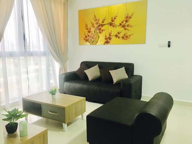 5 Star Brand New Condo with Great Facilities&View - Kuala Lumpur - Service appartement