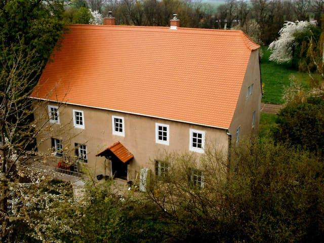 Zum Pfarrhaus Radefeld - Schkeuditz - Bed & Breakfast