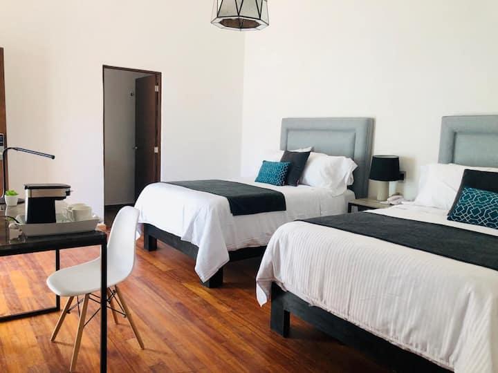 Fraga Hotel Boutique & Spa - Lux Doble Matrimonial
