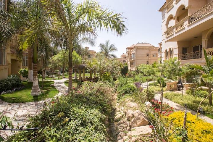 1 Bedroom small chalet at El Safwa Resort
