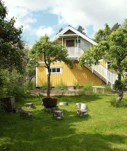 Mysig lägenhet vid skogskanten - Hagfors