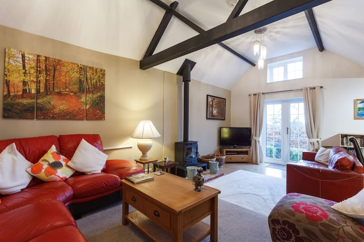 Criddlestyle Cottage - New Forest Fordingbridge UK
