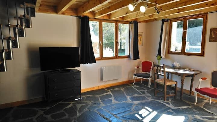 Maisonnette de charme en plein cœur des Pyrénées