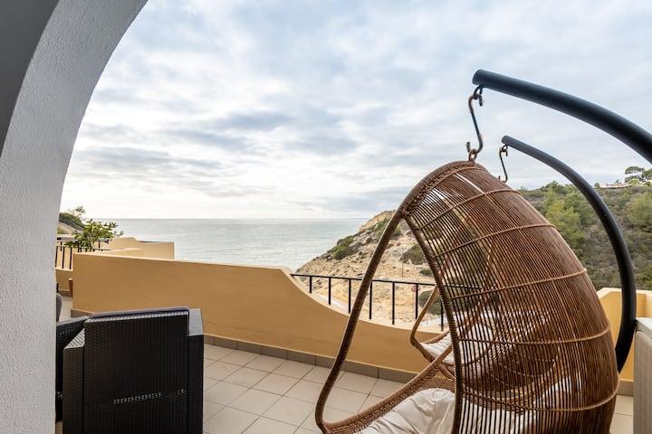 Apartment Leni über den Strand von Centianes