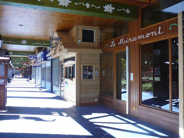 Appartement confortable Pra-loup ,150m des pistes - Uvernet-Fours - Apartamento