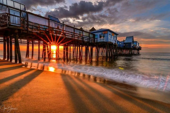 Beach Escape House
