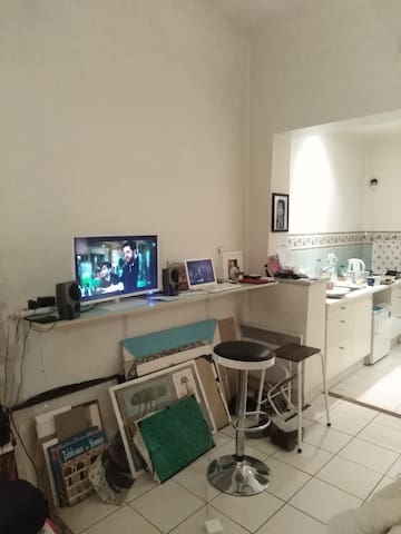 Central and charming 30 M2