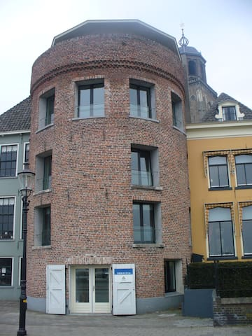 Apartment in Deventer ideal for business traveller - Deventer - Apartment