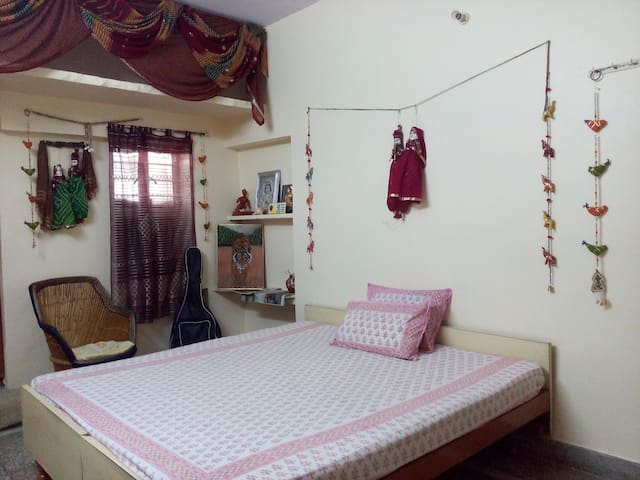 Homestay private Room Airport Jaipur rajasthan