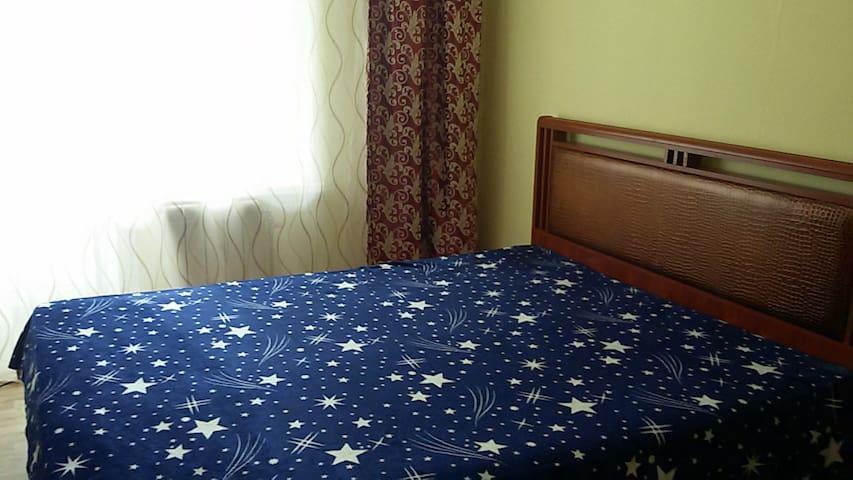 Апартаменты на Войкова 8 - Khabarovsk - Lägenhet