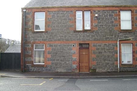 Spacious  1 bedroom flat in Ayrshire Scotland