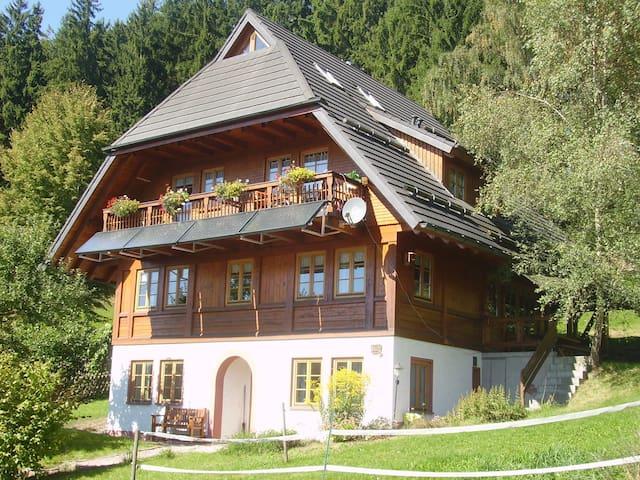 Gästezimmer im idyllischen Schwarzwaldhaus - Königsfeld im Schwarzwald - Guesthouse
