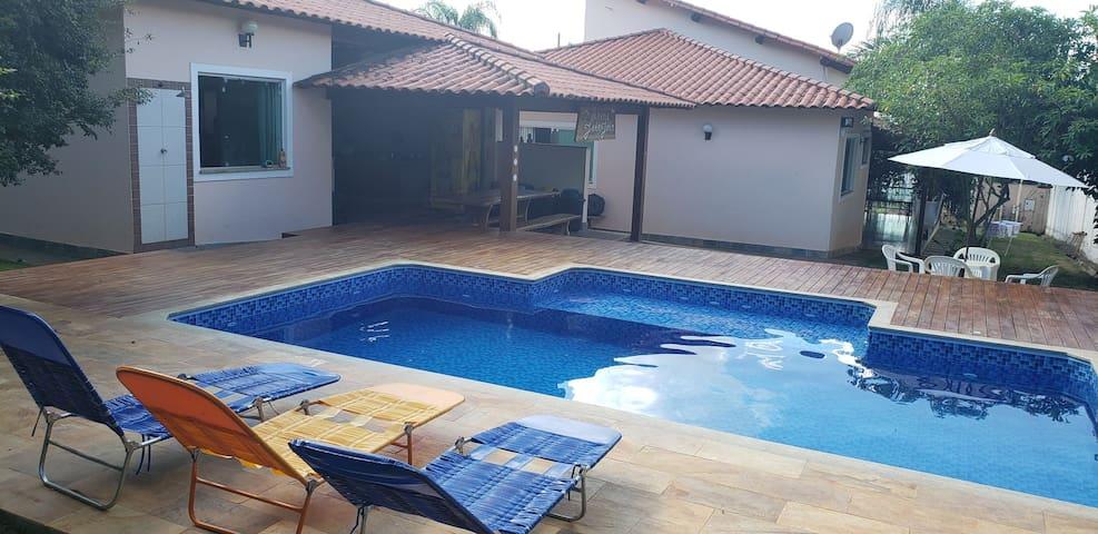Linda casa em Lagoa Santa. 300 metros da Lagoa.