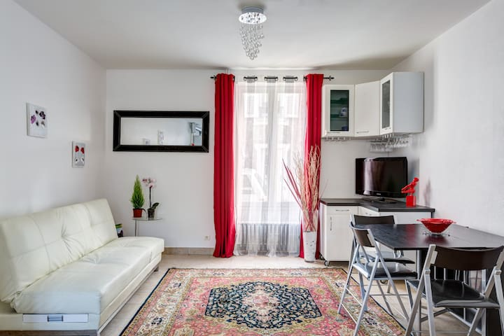 PARIS & VERSAILLES WARM LARGE FLAT - Chevreuse - Apartment