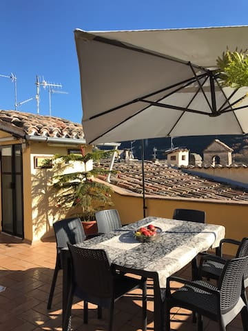 Campo de' Fiori Terrace - Spoleto