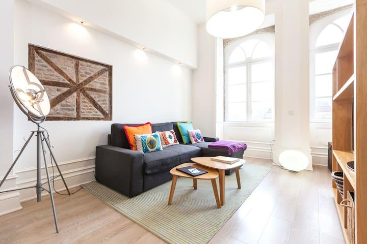Casa Do Benjamin - Guimarães - Flat