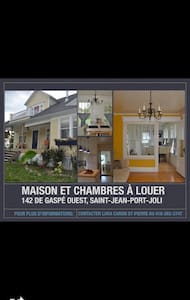 LA MAISON D'ÉPOQUE - Saint-Jean-Port-Joli - Haus