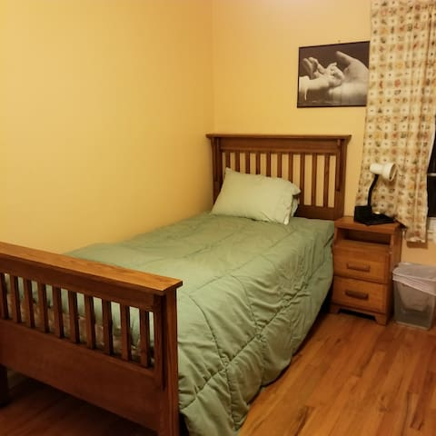 Single room for ND Home games