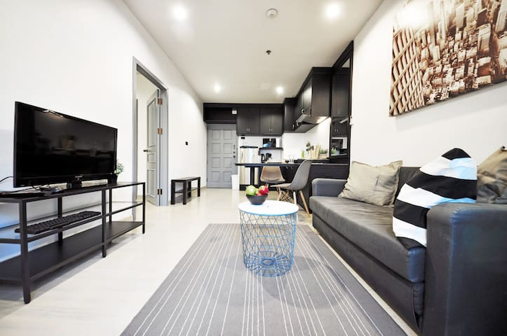 1BR PLATINUM MALL CENTRALWORLD! GD1 - Bangkok