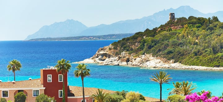 Casa al mare con cortile a due passi da spiaggia