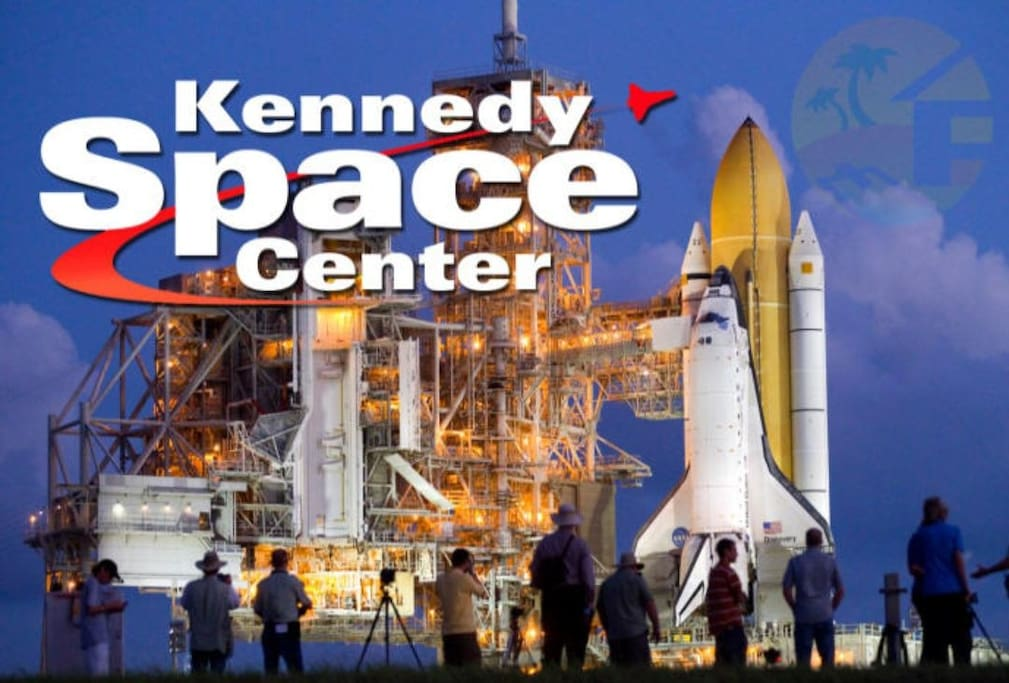 Home of the space shuttle!