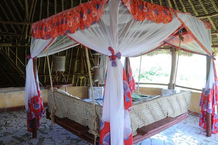 Miti Milele Farmhouse - Diani Beach - Naturhytte