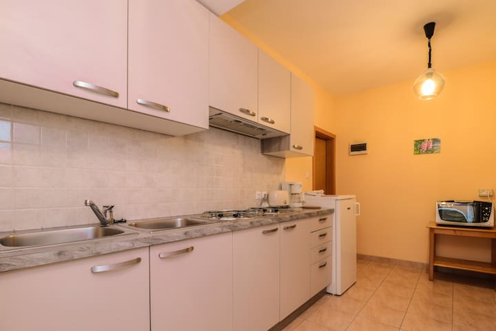 Jager apartments (two-room apartment 5 guests)