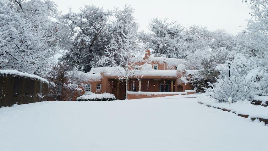 La Mesita Ranch Estate. Quintessential New Mexico