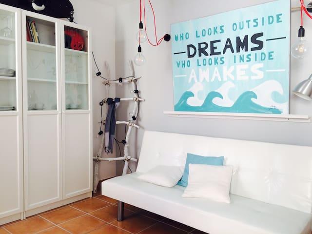 Cozy apartment in Talamanca - Ibiza  - アパート