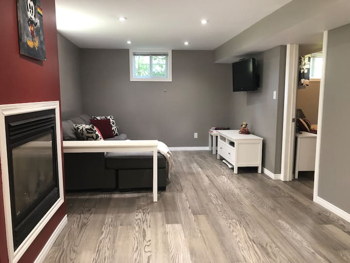 1 Bedroom private suite
