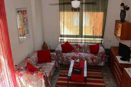 Bright Beach Apartment with wifi &  all services - San Javier