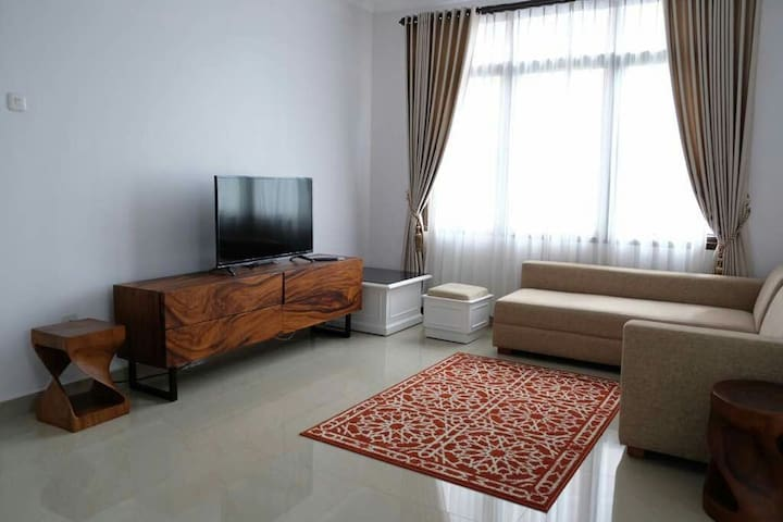 132 WOODY White's Nest, Apartment in Yogyakarta