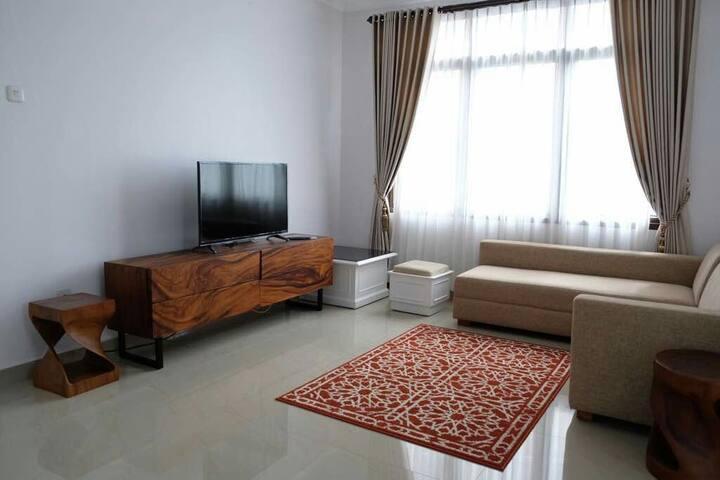 132 WOODY White's Nest, Apartment in Yogyakarta