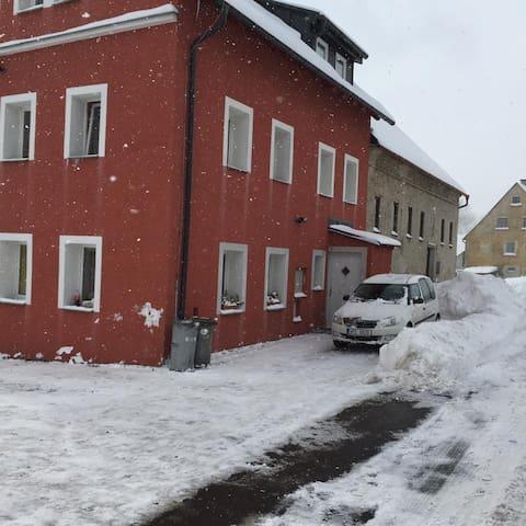 Apartmány Kovářská, Klínovec - Kovářská - Hus
