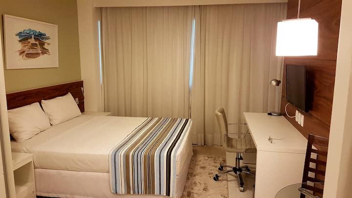 #Lindo Flat no Setor Hoteleiro Norte❤️