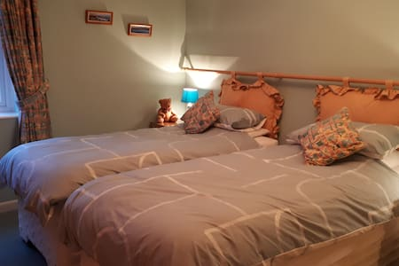 Twin Room in Great Witley(Plus double as well)