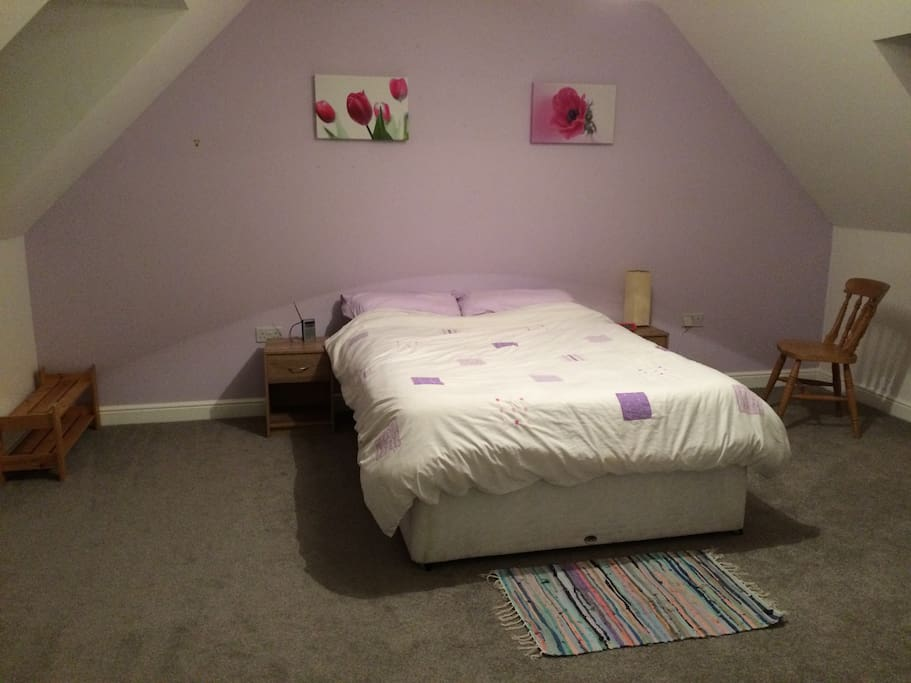 Bedroom 2 - Also available for booking