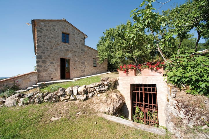 appartamento in antico borgo