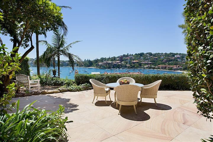 Luxury harbour side mansion - Darling Point - Rumah