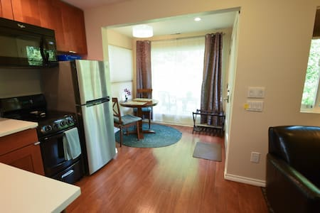 Private Apt near Seattle (Bothell) - Bothell - Lejlighed
