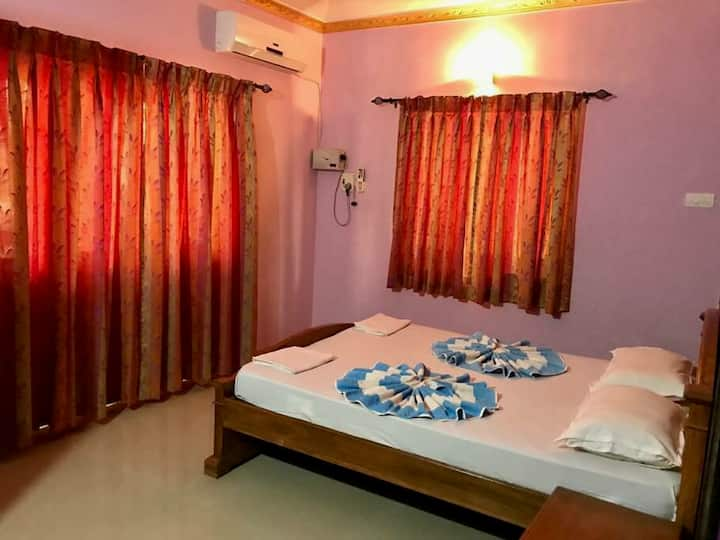 Beautiful 2bhk Apartment in the heart of Calangute