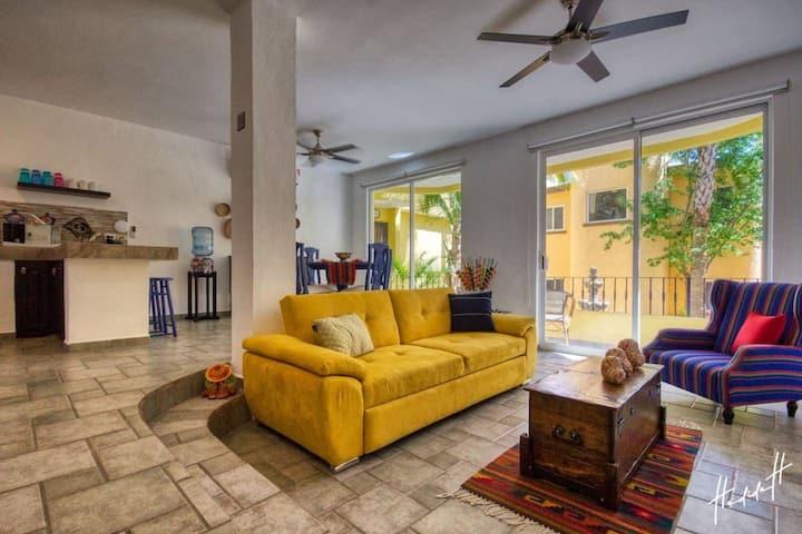 Villa Soleil - Modern Mexican Paradise
