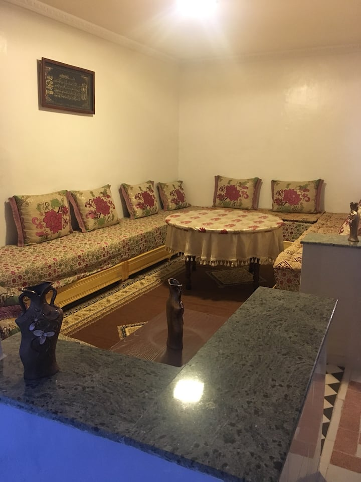 Apartment Nador Riyad Arrid Wifi/Parking