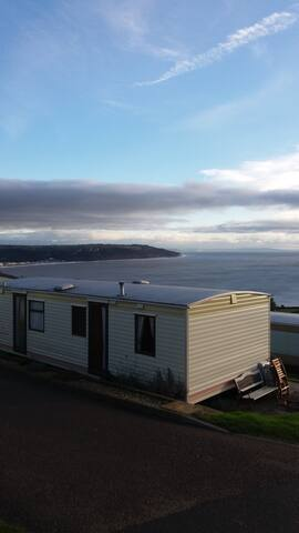 Caravan to let, BEER HEAD caravan park - Seaton