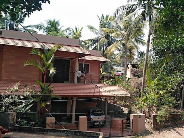 Akshaya Heritage Homes