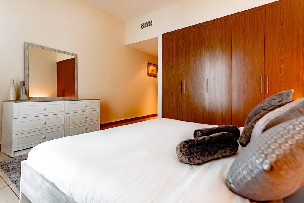 whole bedroom
