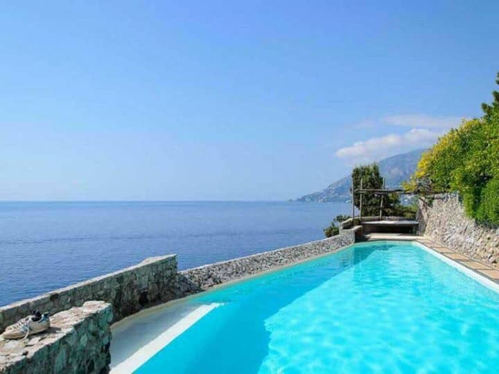 Limonaia, luxury Villa with pool in amalfi coast