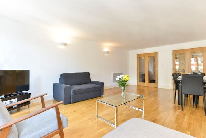 Oustanding 3 bedroom apartment in Central London