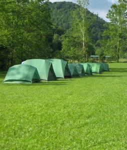 Pitch Your Tent! (Primitive) #02