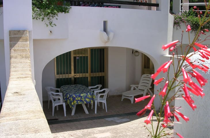 Two-room flat, 50 mt from sea, 5 km from Gallipoli - Torre Suda - Apartment